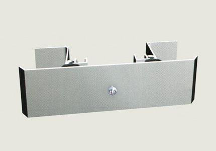 金屬蓋板型墻面變形縫QBE