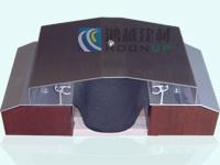 屋面伸缩缝节点做法及布局