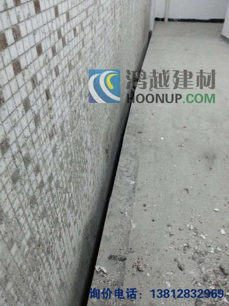 楼地面转角变形缝与楼地面平面变形缝的区别1