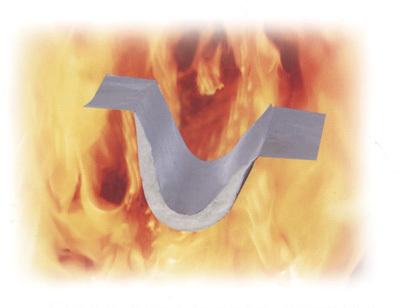变形缝阻火带