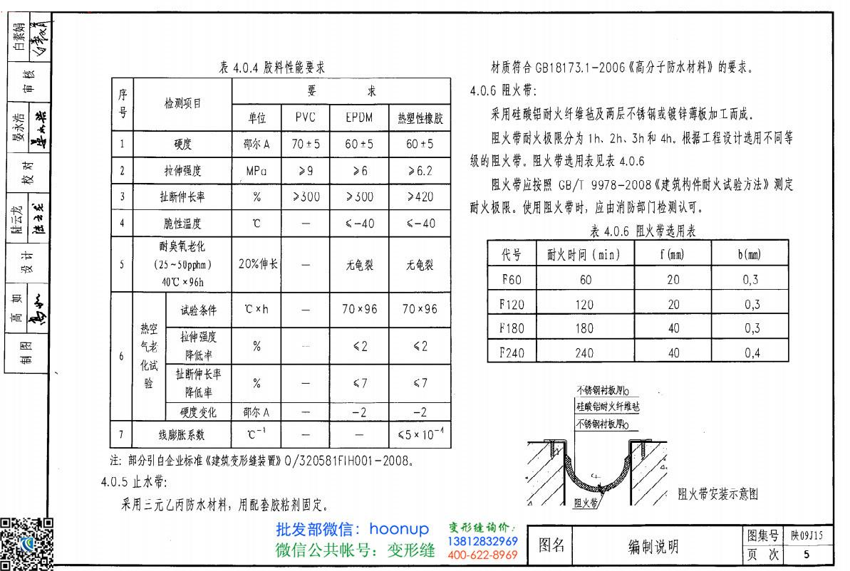 陕09j15图集第5页