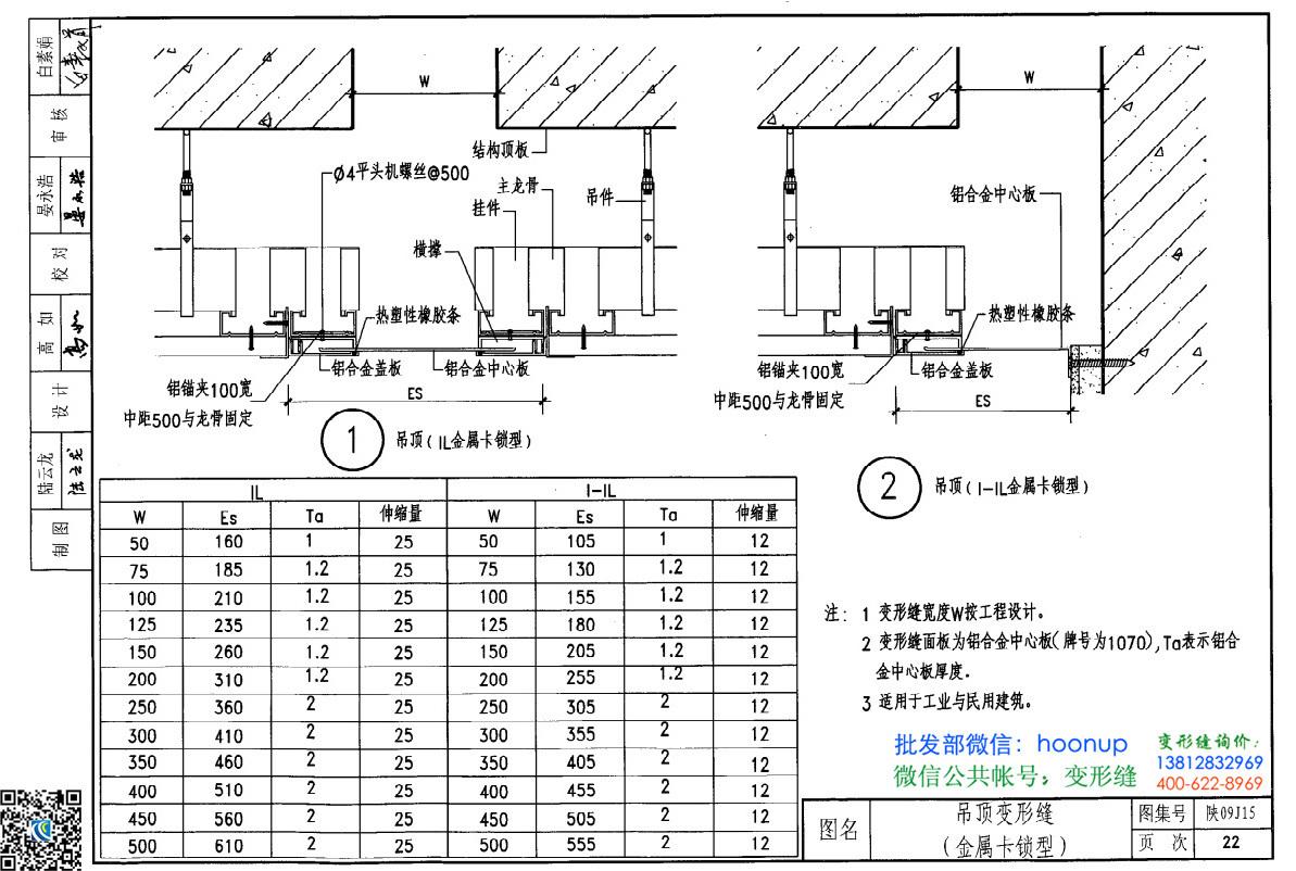 陕09j15图集第22页