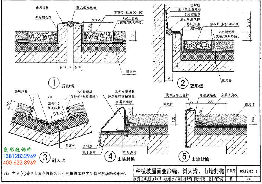 09J202-1图集Z6页
