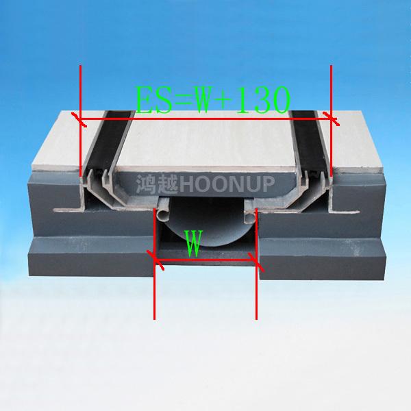 抗震型变形缝SFFS尺寸图