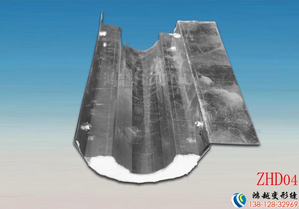 不锈钢变形缝防火带(转角型)